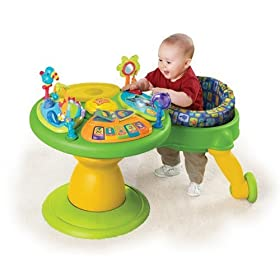 Bright Starts Tropical Fun Around We Go Activity Station