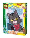 SES 00865 - Stickset Katze von SES Creative