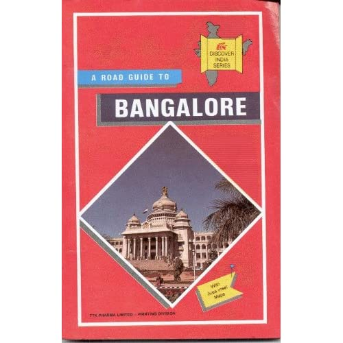 eicher bangalore city map download