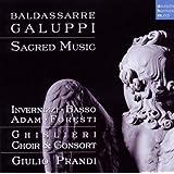 Baldassarre Galuppi Sacred Music