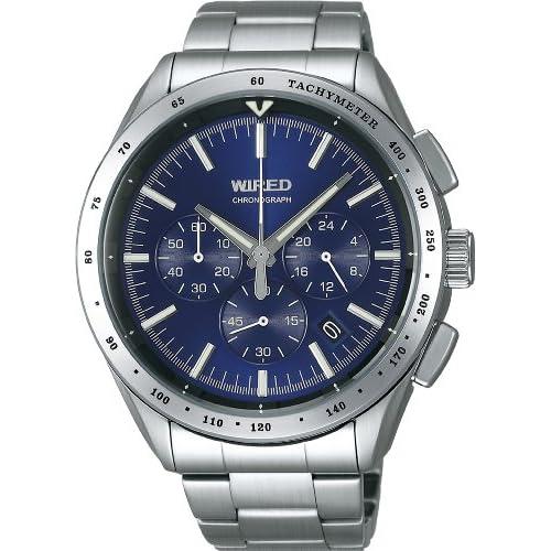 [ワイアード]WIRED 腕時計 クロノグラフ AGAW403 メンズ
