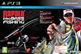 Rapala Pro Bass Fishing with Rod Controller (PS3)