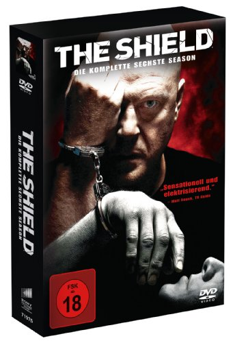 The Shield - Die komplette sechste Season [4 DVDs]
