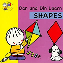 Dan and Din Learn Shapes (Learning With Dan and Din)