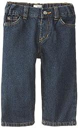 The Children\'s Place Baby Boys\' Straight Leg Jean Retro Vint, Retro Vintage, 9-12 Months