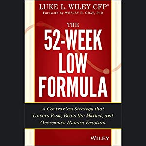 The 52-Week Low Formula Audiobook