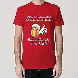 Elinen Beer Tshirt-Size L