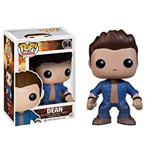 Pop! Vinyl Supernatural Dean Winchester Figure