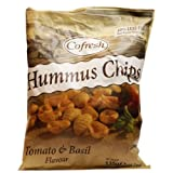 Eat Real Hummus Chip Tomato & Basil 135g x 2 Pack Deal Saver