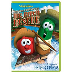 TOMATO SAWYER & HUCKLEBERRY LARRY'S BIG RIVER RESCUE