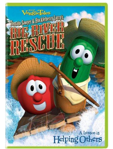 TOMATO SAWYER & HUCKLEBERRY LARRY'S BIG RIVER RESCUE