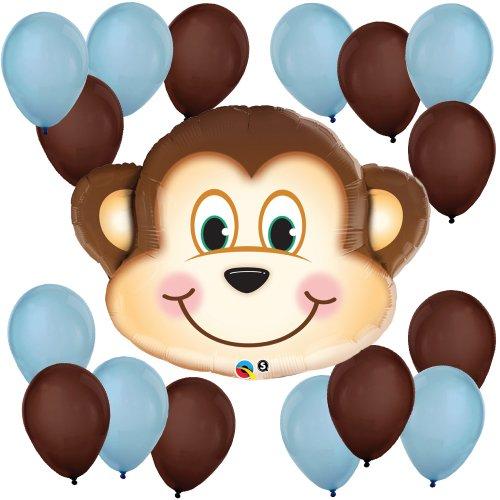 Mischievous Monkey Boy Balloon Kit