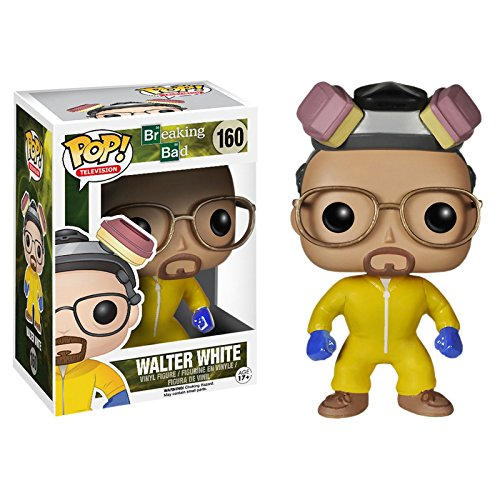 Imagen principal de Walter White Cook: Funko POP! x Breaking Bad Vinyl Figure by Funko