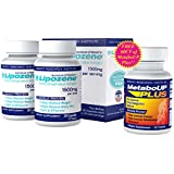 Lipozene- 2x 30CT with MetaboUp Plus- 60CT!