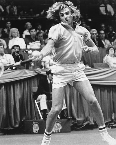 bjorn-borg-tennis-ace-10-x-8-promozionale-fotografia-in-azione-wimbledon-del-1970