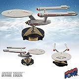BBP16009 スタートレック 宇宙大作戦 U.S.S. エンタープライズ NCC-1701 ボブルシップ