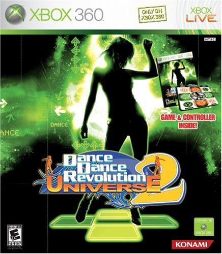 Dance Dance Revolution Universe 2 Bundle (with Dance Mat)