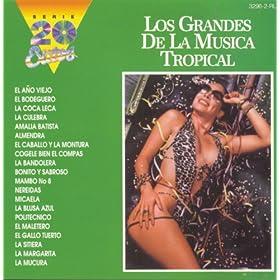 Amazon.com: Serie 20 Exitos - Los Grandes De La Musica Tropical