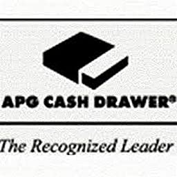 APG Cash Drawer PK-15TA-03-BX Fixed Till Assembly Coin Roll Storage for the S100 and S4000