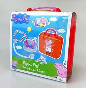 Amazon.com: Peppa Pig Peppas Medical Case Set: Toys & Games