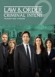 Law & Order: Criminal Intent: The Ninth Year '10 Season