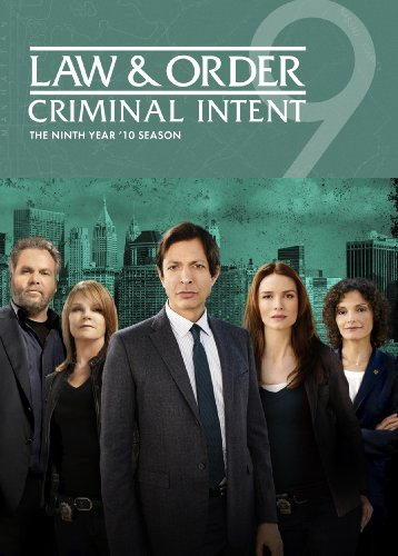 Law & Order - Criminal Intent: The Ninth Year (4PC)