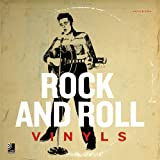 Rock and Roll Vinyls (Fotobildband inkl. 3 CDs)