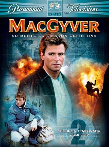MacGyver (2ª temporada) [DVD]