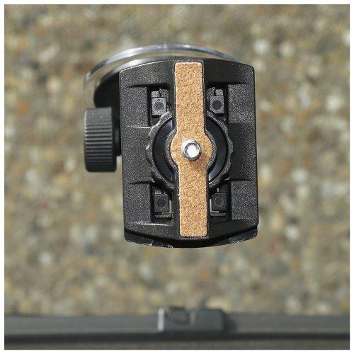 """KFZ Halter Halterung HR Richter """"Ball-and-socket joint Ball Mount Collection"""" HR 1691 + Gerätehalter für Aiptek PocketCam 8900"""
