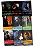 Rachel Caine Weather Warden Series 9 Books Collection Set Rachel Caine (Total eclipse, Cape storm, Gale force, Chill Factor, Windfall, Ill Wind, Heat Stroke, Firestorm, Thin Air)