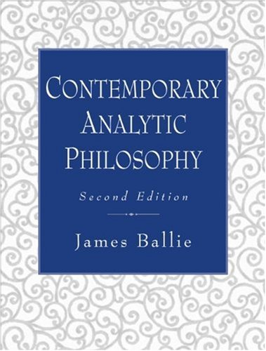 Contemporary Analytic Philosophy: Core Readings (2nd...