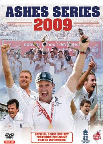 The Ashes 2009: The Official Story [DVD]