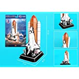 Space Shuttle 3D Puzzle (87 Pieces)
