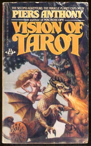 Vision of Tarot, Piers Anthony