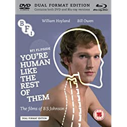 You're Human Like the Rest of Them [Blu-ray]