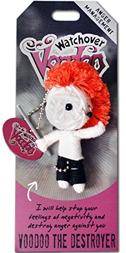 Watchover Voodoo Voodoo The Destroyer Novelty