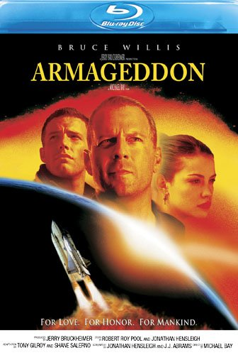 Cover art for  Armageddon [Blu-ray]
