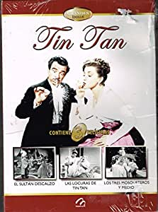"Amazon.com: TIN TAN ""GRANDES IDOLOS"" [PACK 3 PELICULAS] 1"
