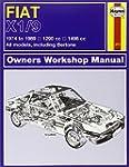 Fiat X1/9 Owner's Workshop Manual