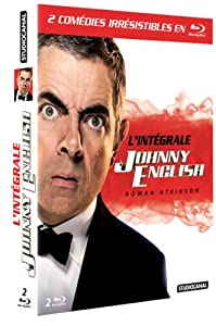 Johnny English + Johnny English, le retour [Blu-ray]