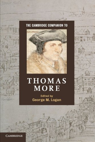 The Cambridge Companion to Thomas More (Cambridge Companions to Religion)