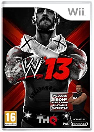 WWE 13: Limited - Mike Tyson Edition (Wii) by THQ