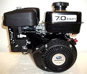 "Amazon.com : Robin Subaru Horizontal Engine 7 HP EX21 OHC 3/4"" x 5/16"