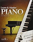 Learn & Master Piano: Book + 5-CD + 10-DVD Pack