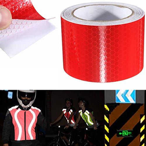 king-do-way-5cmx5m-colorato-notte-riflessivo-sicurezza-nastro-di-avviso-adesivo-sticker-rosso