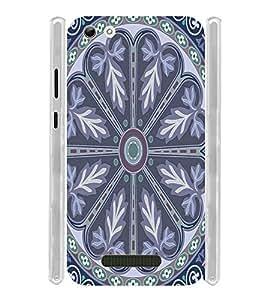 Gadget looks Designer Soft Back cover for Gionee S Plus Multicolour