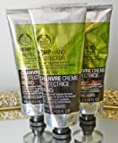 The Body Shop Hemp Hand Protector Lot of 3 - 3.3 Oz Bottles