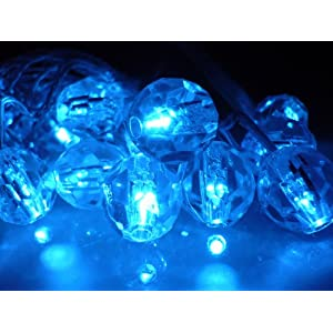 Blue String Lights - Rv Camper Supplies and Parts