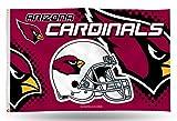 NFL Arizona Cardinals 3-Foot-by-5-Foot Banner Flag