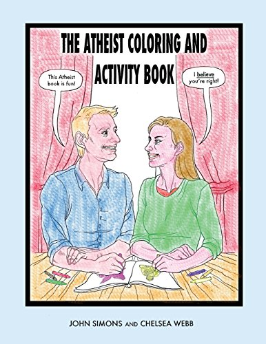 The Atheist Coloring and Activity Book